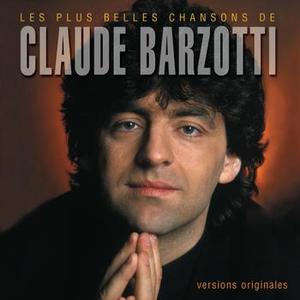 Les plus belles chansons de Claude Barzotti