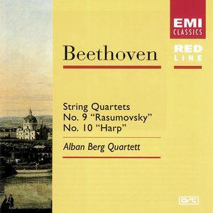 Beethoven: String Quartets No. 9 'Rasumovsky' & No. 10 'Harp'