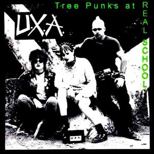 Tree Punks At Real School