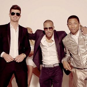 Image for 'Robin Thicke Feat. T.I. & Pharrell'