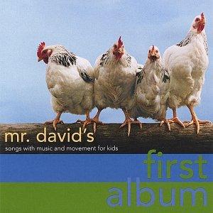 mr. david's first album