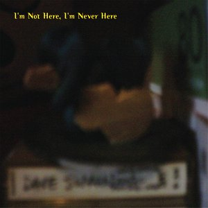 I'm Not Here, I'm Never Here