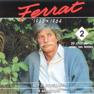 Ferrat 1963-1964