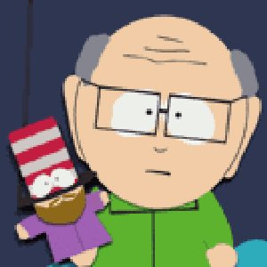 Avatar for Mr. Garrison, The 3rd Grade Teacher