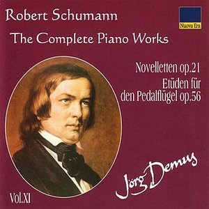 Schumann: The Complete Piano Works Vol. 11