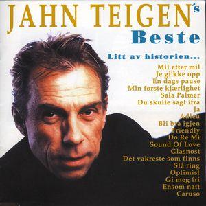 Jahn Teigen - Glasnost