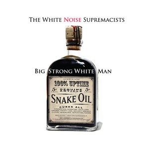 Big Strong White Man