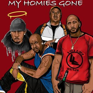 My Homies Gone (feat. Fatal, Noble, Edidon, Danny Boy & SPYDA WEBB) - Single
