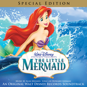Poster for Little Mermaid (Special Edition) by Alan Menken