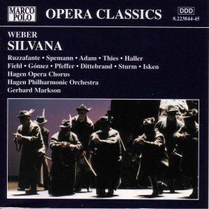 WEBER: Silvana