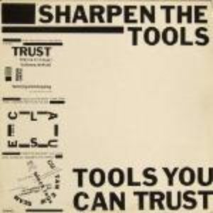 Sharpen The Tools