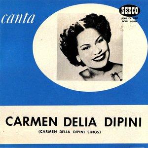 Canta Carmen Delia Delpini