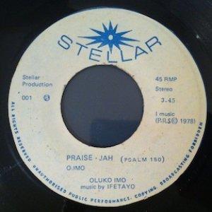 Praise-Jah