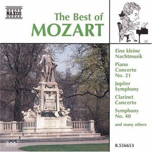 The Best of Mozart (1756-1791)