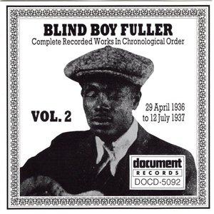 Blind Boy Fuller, Vol 2 (1936 - 1937)