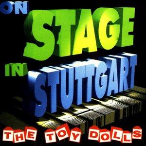 On Stage in Stuttgart