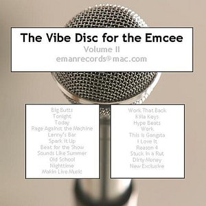 The Vibe Disc for the Emcee Vol. II