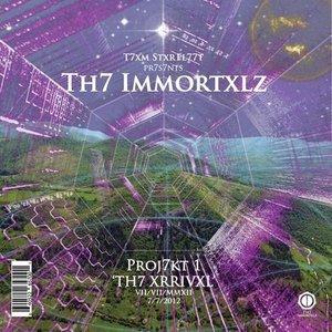 Proj7kt 1: Th7 Xrrivxl