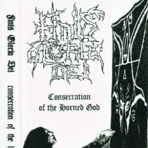Consecration of the horned god