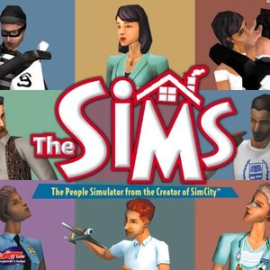 Image for 'The Sims'