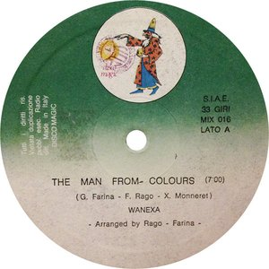 The Man From Colours