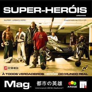 Super-Heróis Urbanos