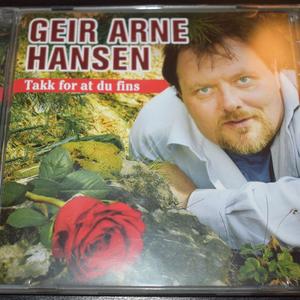 Geir Arne Hansen - Min egen engel
