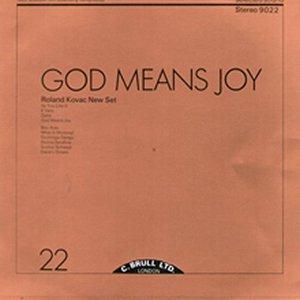 God Means Joy