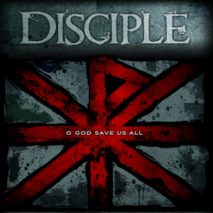 O God Save Us All Album Artwork