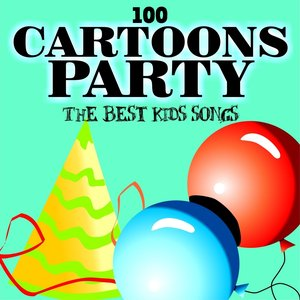 100 Cartoons Party (The Best Kids Songs)
