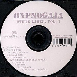 White Label, Vol. 1