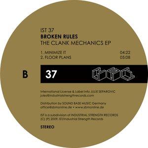 The Clank Mechanics EP
