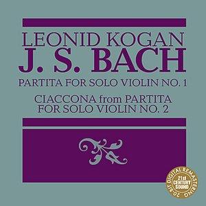Leonid Kogan Plays Bach