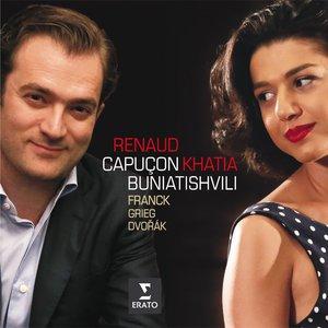 Franck, Grieg, Dvorak: Sonatas for violin & piano