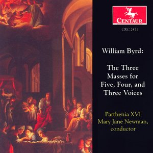 Byrd, W.: Masses - A 3, 4, 5