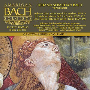 J.S. Bach - Cantatas Volume II