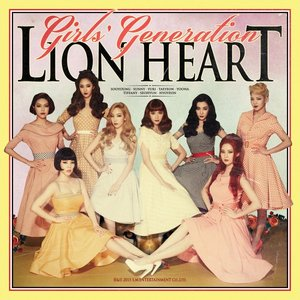 Image for 'Lion Heart - The 5th Album'