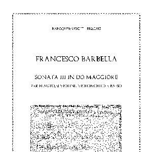 Avatar for Francesco Barbella