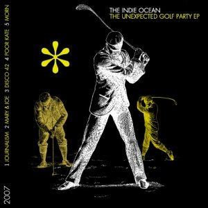 THE UNEXPECTED GOLF PARTY EP