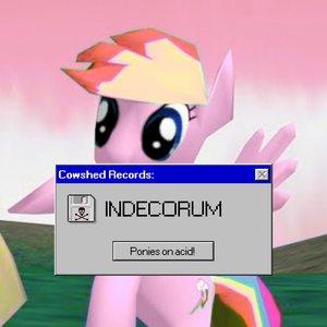 Ponies on acid!