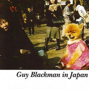 Guy Blackman In Japan
