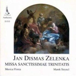 Image for 'Missa Sanctissimae Trinitatis a-moll (Musica Florea & vocal soloists, cond.Marek Štryncl)'