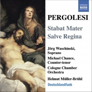 PERGOLESI: Stabat Mater / Salve Regina in C minor