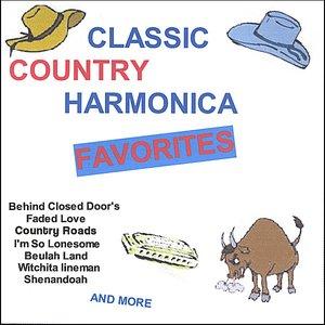 Classic Country Harmonica Favorites