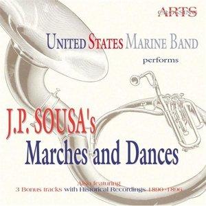 J.P. Sousa's Marches & Dances