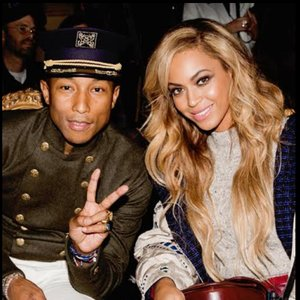 Avatar de Salatiel, Pharrell Williams, Beyoncé