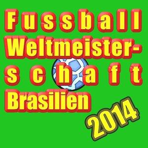 Fussball Weltmeisterschaft Brasilien 2014
