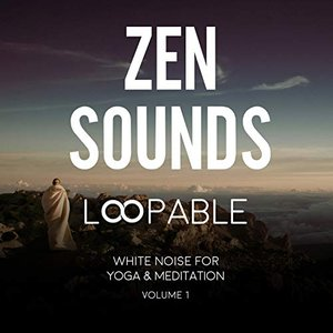 Loopable White Noise for Yoga & Meditation, Relaxing, and Reducing Anxiety, Vol. 1