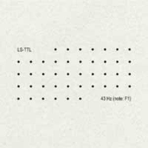 43 Hz (note: F1)