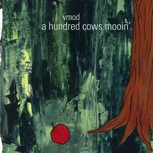a hundred cows mooin'
